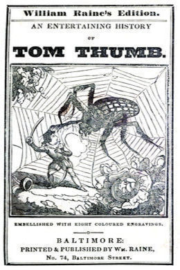 The History of Tom Thumb, and Others by Anonymous