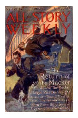 The Return of the Mucker by Edgar Rice Burroughs