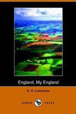 England, My England by D. H. Lawrence