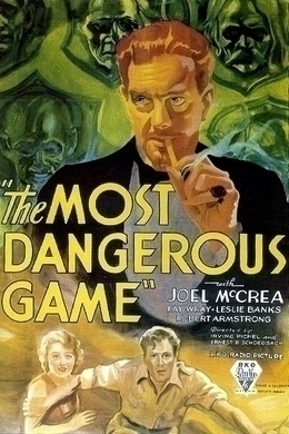 The Most Dangerous Game by Richard Connell