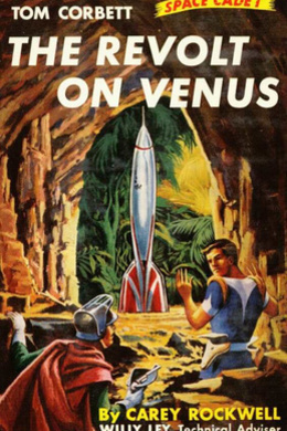 The Revolt on Venus by Carey Rockwell