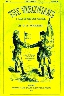 The Virginians by W. M. Thackeray