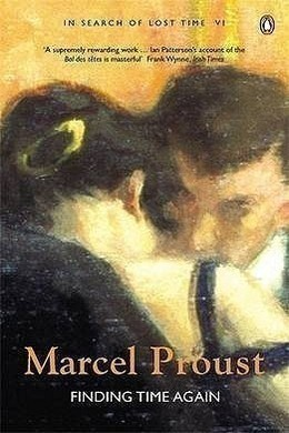 Time Regained by Marcel Proust