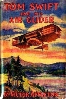 Tom Swift and His Air Glider by Victor Appleton