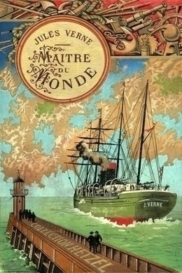 Master of the World by Jules Verne
