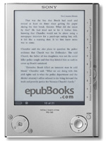 Sony Reader PRS-505 model image