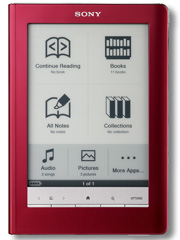 Sony Reader Touch Edition model image
